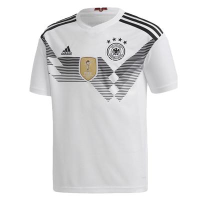 تصویر تی شرت ورزشی آستین کوتاه بچگانه Germany – آدیداس