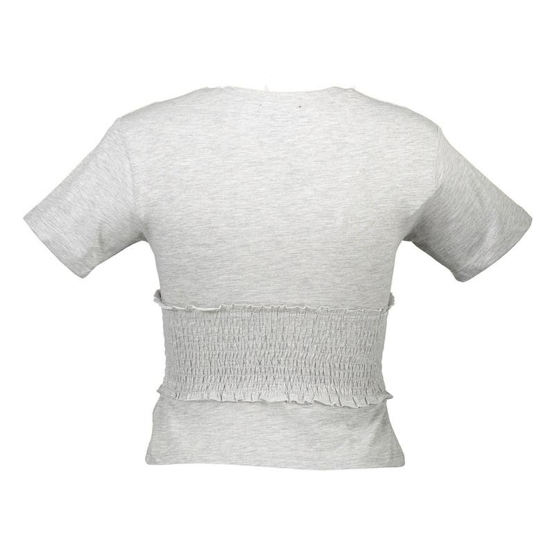 تی شرت یقه گرد دخترانه - نیو لوک