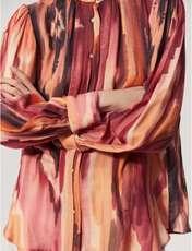 شومیز ویسکوز آستین بلند زنانه - مانگو - چند رنگ - 4