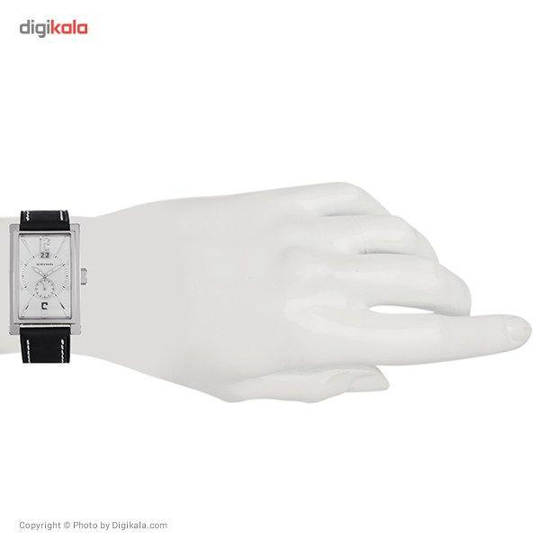 ساعت مچی عقربه ای مردانه رومانسون مدل TL8901UM1WAS2W -  - 2