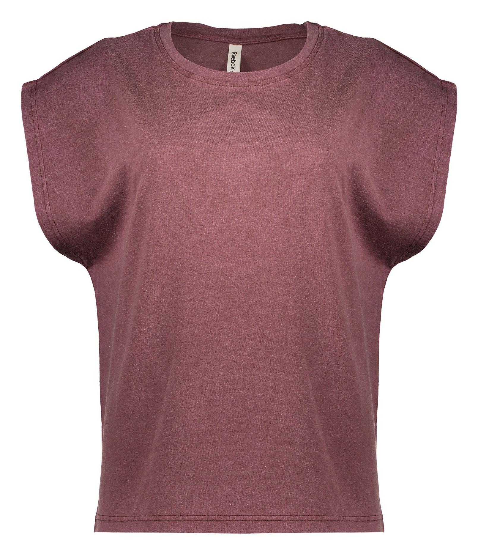 تی شرت ورزشی نخی زنانه - ریباک