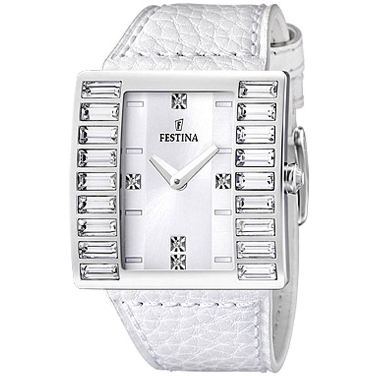 خرید                                      ساعت مچی عقربه ای زنانه فستینا مدل F16538/1