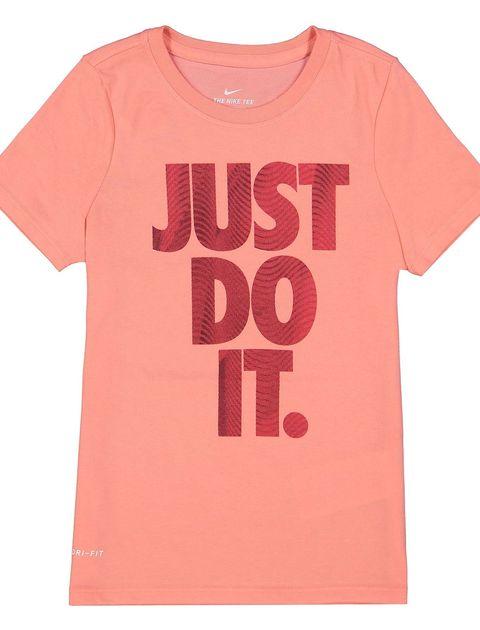 تی شرت ورزشی نخی بچگانه - نایکی