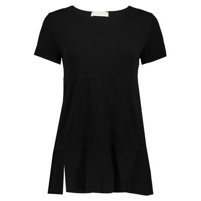 Photo of تی شرت نخی یقه گرد زنانه – استفانل
