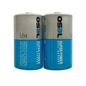 باتری D اوسل کد 631 بسته 2 عددی