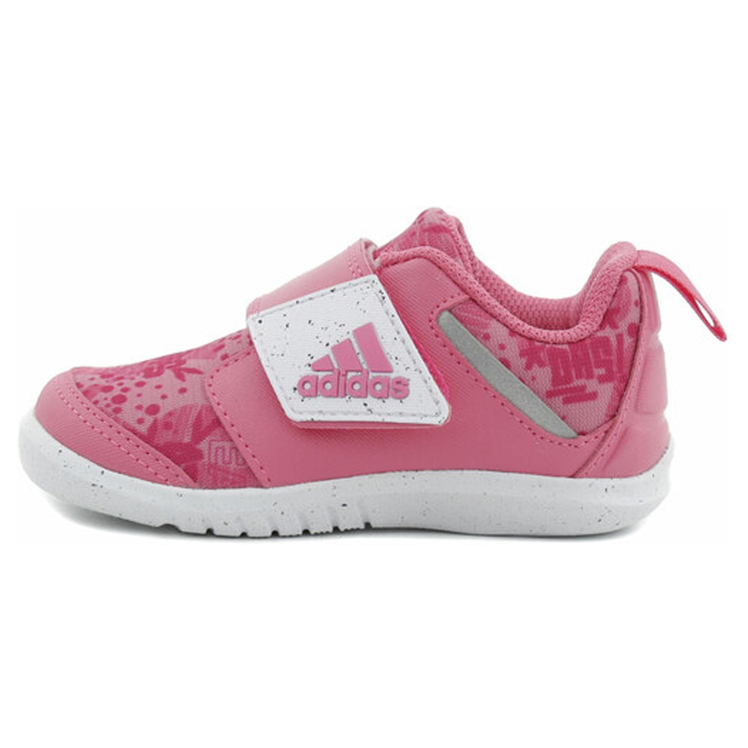 کفش تمرین چسبی دخترانه FortaPlay - آدیداس