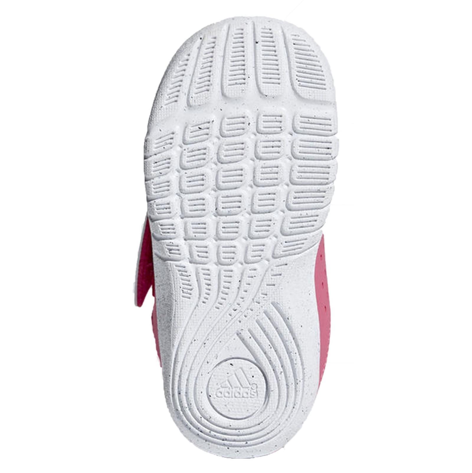 کفش تمرین چسبی دخترانه FortaPlay - آدیداس - صورتی - 2