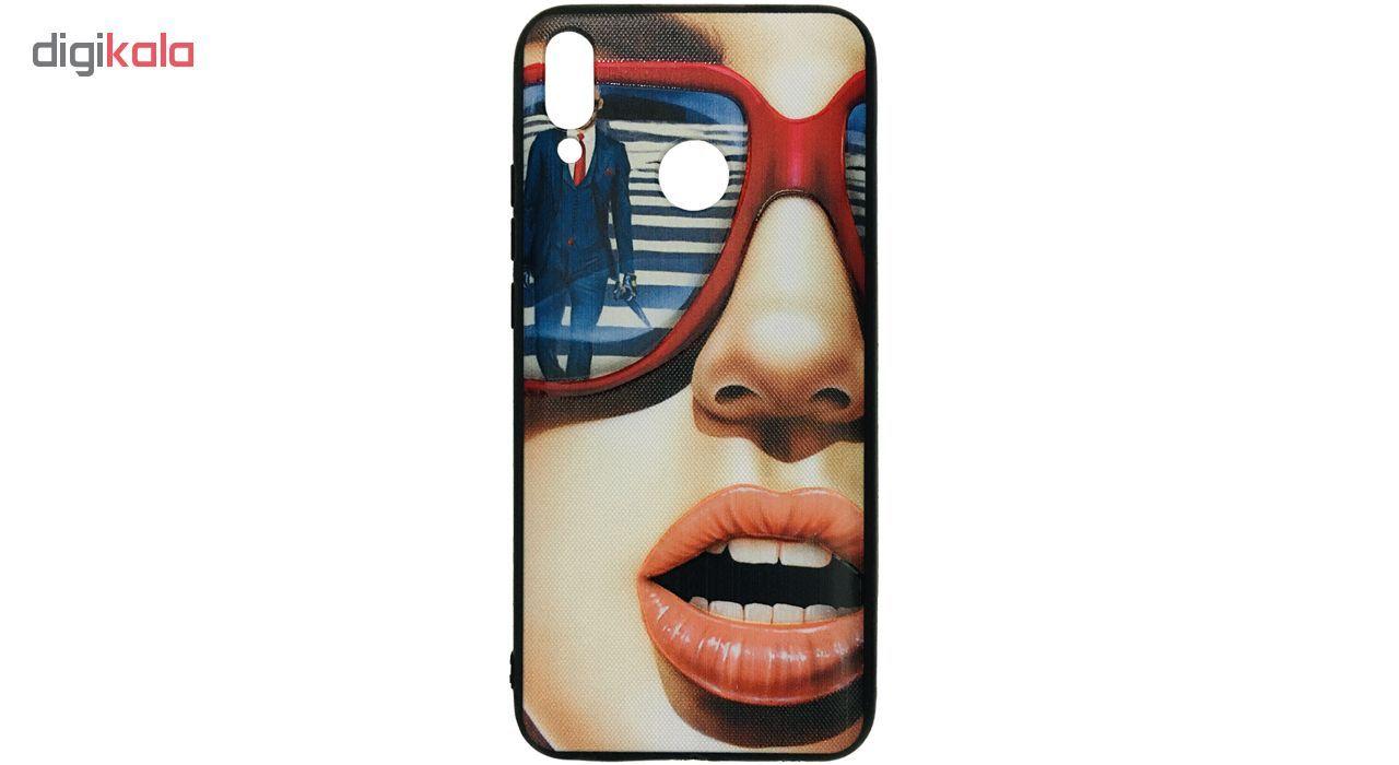 کاور طرح Face کد 1297 مناسب برای گوشی موبایل هوآوی Y9 2019 main 1 1
