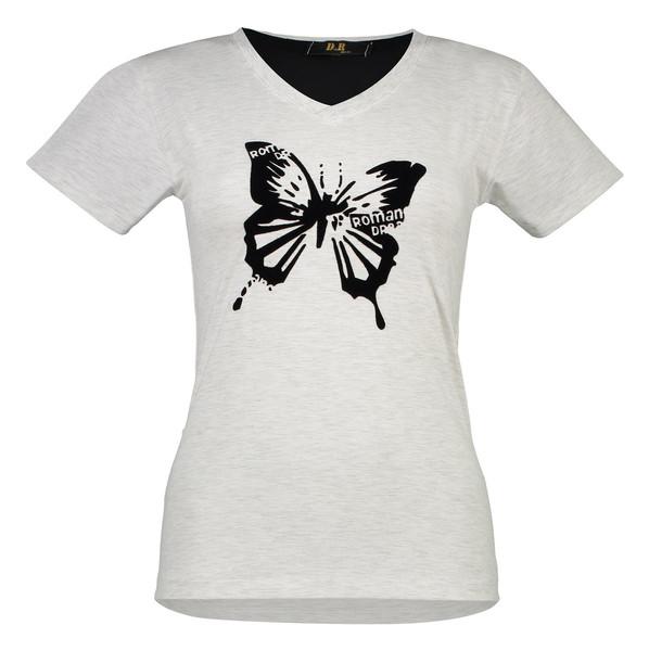 تی شرت یقه هفت زنانه - دیار مد