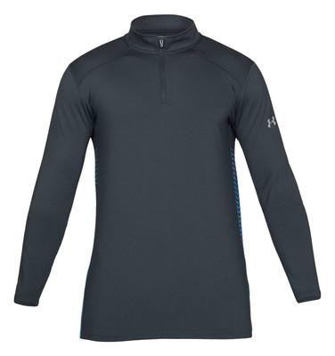 تصویر تی شرت ورزشی آستین بلند مردانه ColdGear Reactor Fitted – آندر آرمور