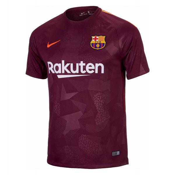 تی شرت ورزشی یقه هفت مردانه - نایکی