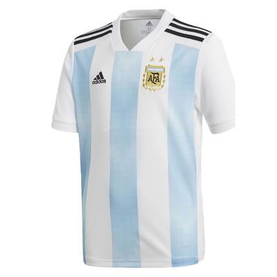 تصویر تی شرت ورزشی آستین کوتاه بچگانه Argentina – آدیداس