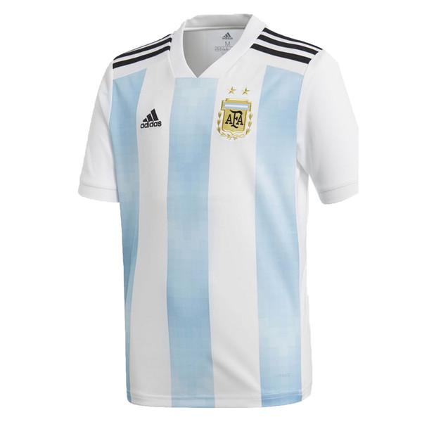 تی شرت ورزشی آستین کوتاه بچگانه Argentina - آدیداس