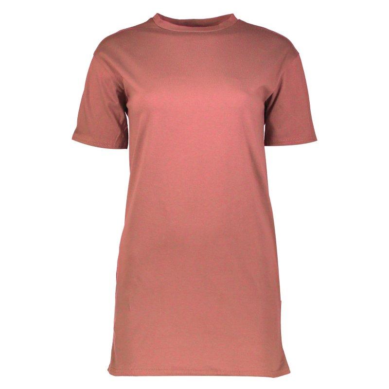 تی شرت نخی یقه گرد زنانه - میسگایدد