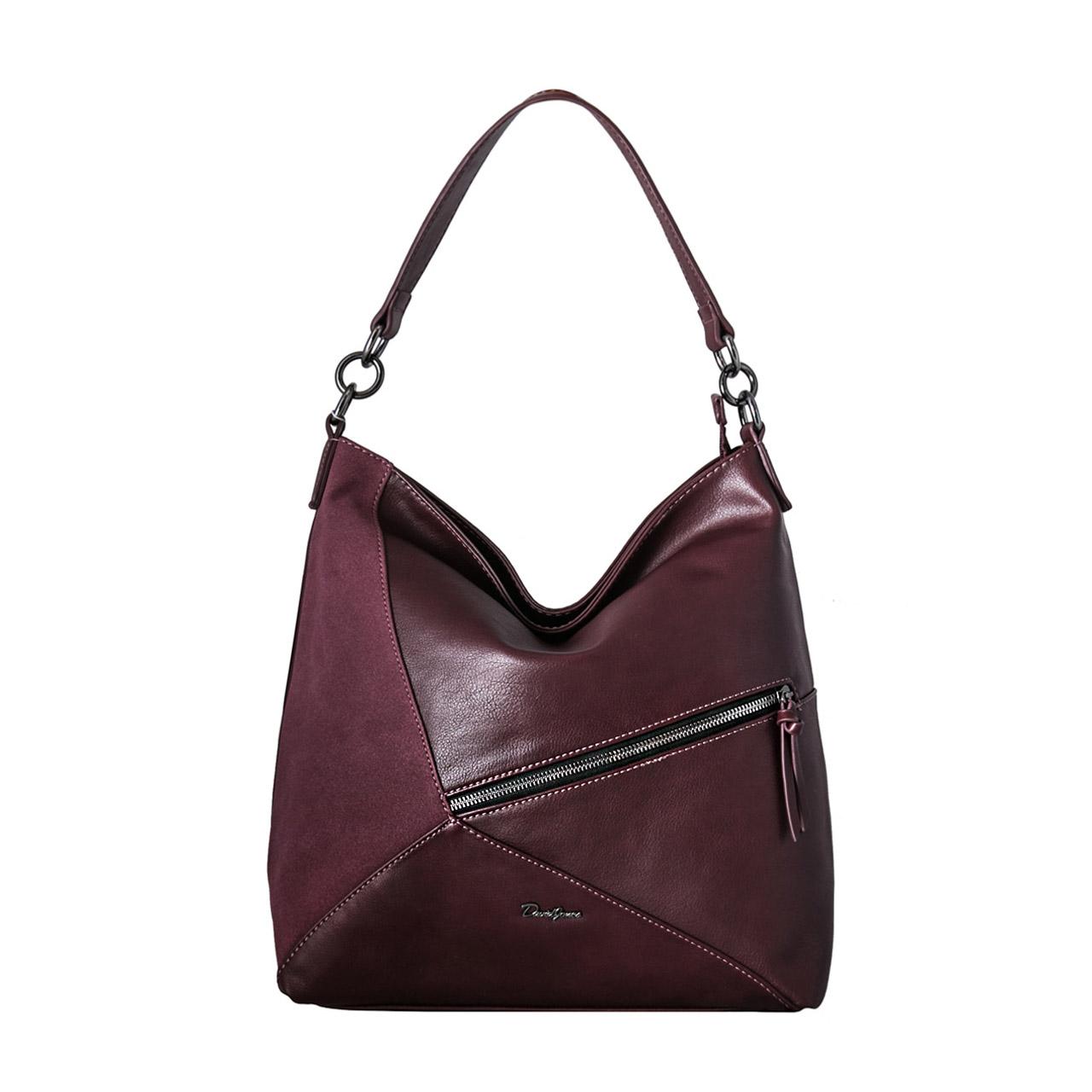 کیف دستی زنانه دیوید جونز کد 6134-2