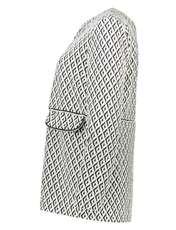 کت کوتاه زنانه - یوپیم - سفيد - 3