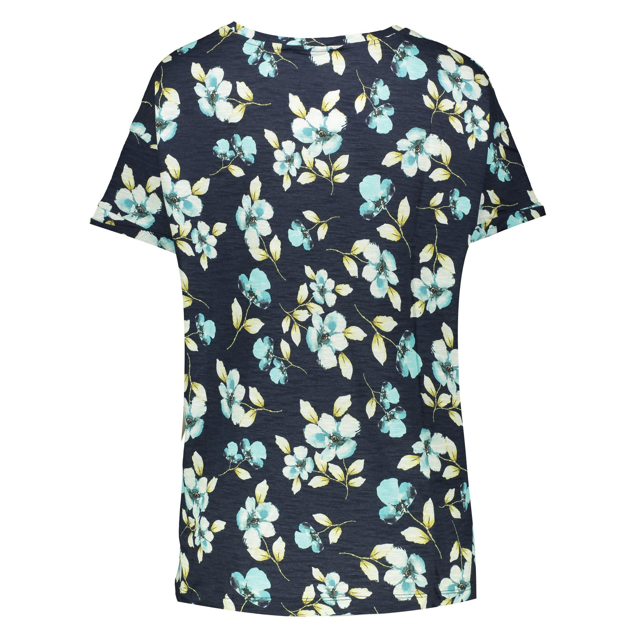 تی شرت نخی یقه گرد نه - ویولتا بای مانگو