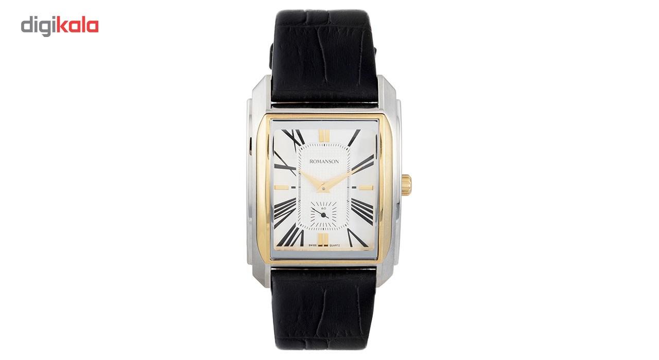 خرید ساعت مچی عقربه ای مردانه رومانسون مدل TL2629JM1CAS1G