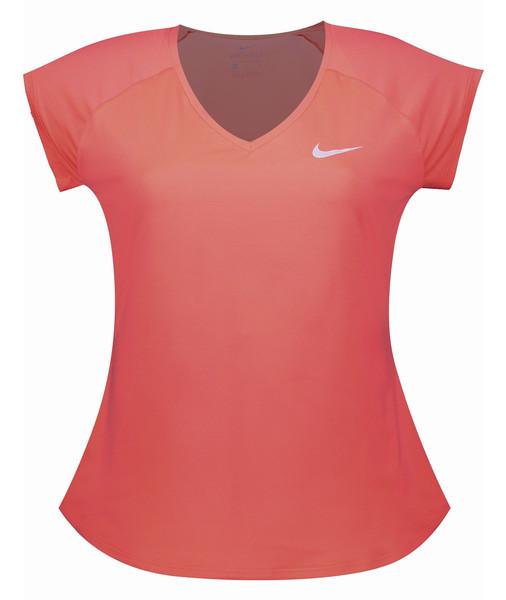 تی شرت ورزشی آستین کوتاه زنانه Court Pure - نایکی