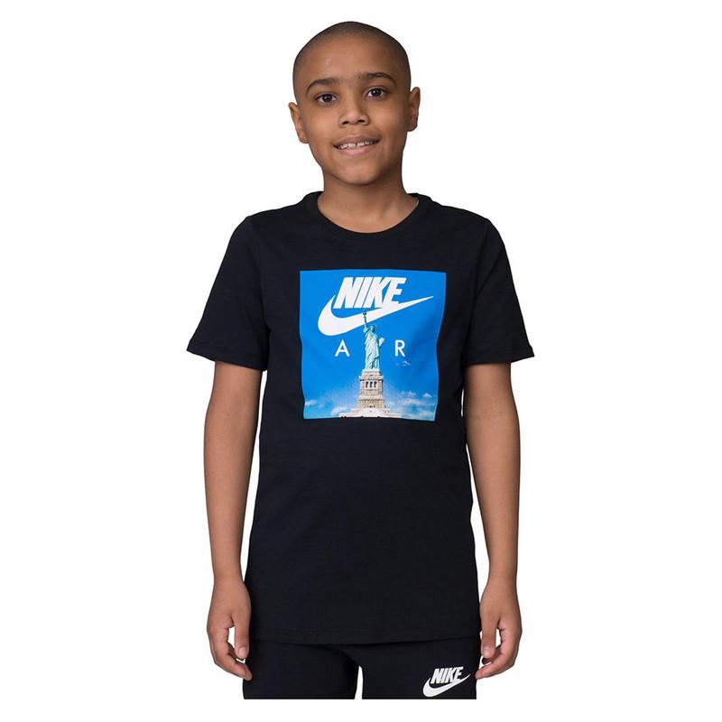 تی شرت ورزشی آستین کوتاه پسرانه - نایکی