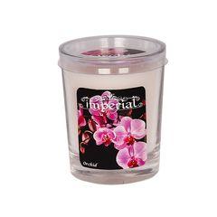 شمع لیوانی ایمپریال مدل Orchid