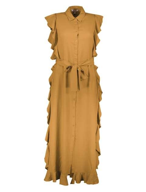 پیراهن ویسکوز بلند زنانه - کوتون