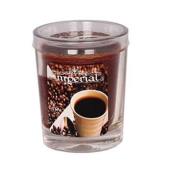 شمع لیوانی ایمپریال مدل Coffee