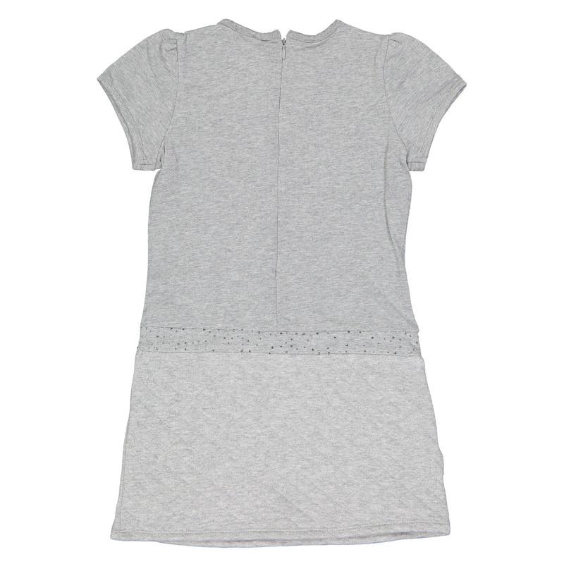 پیراهن نخی کوتاه دخترانه - ایدکس