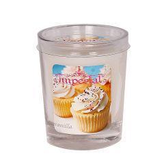 شمع لیوانی ایمپریال مدل Vanilla
