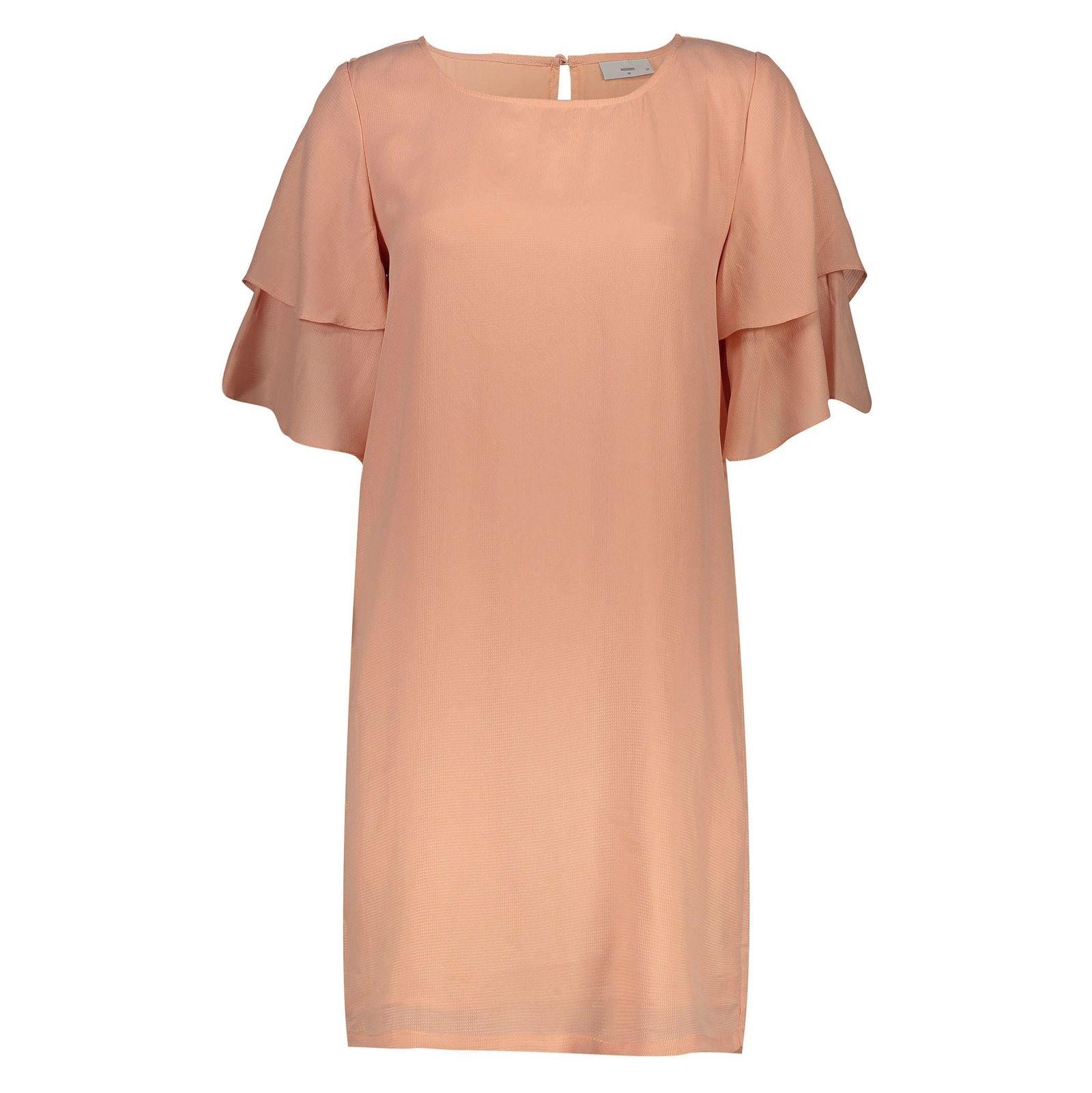 پیراهن کوتاه زنانه - مینیموم - صورتي - 1