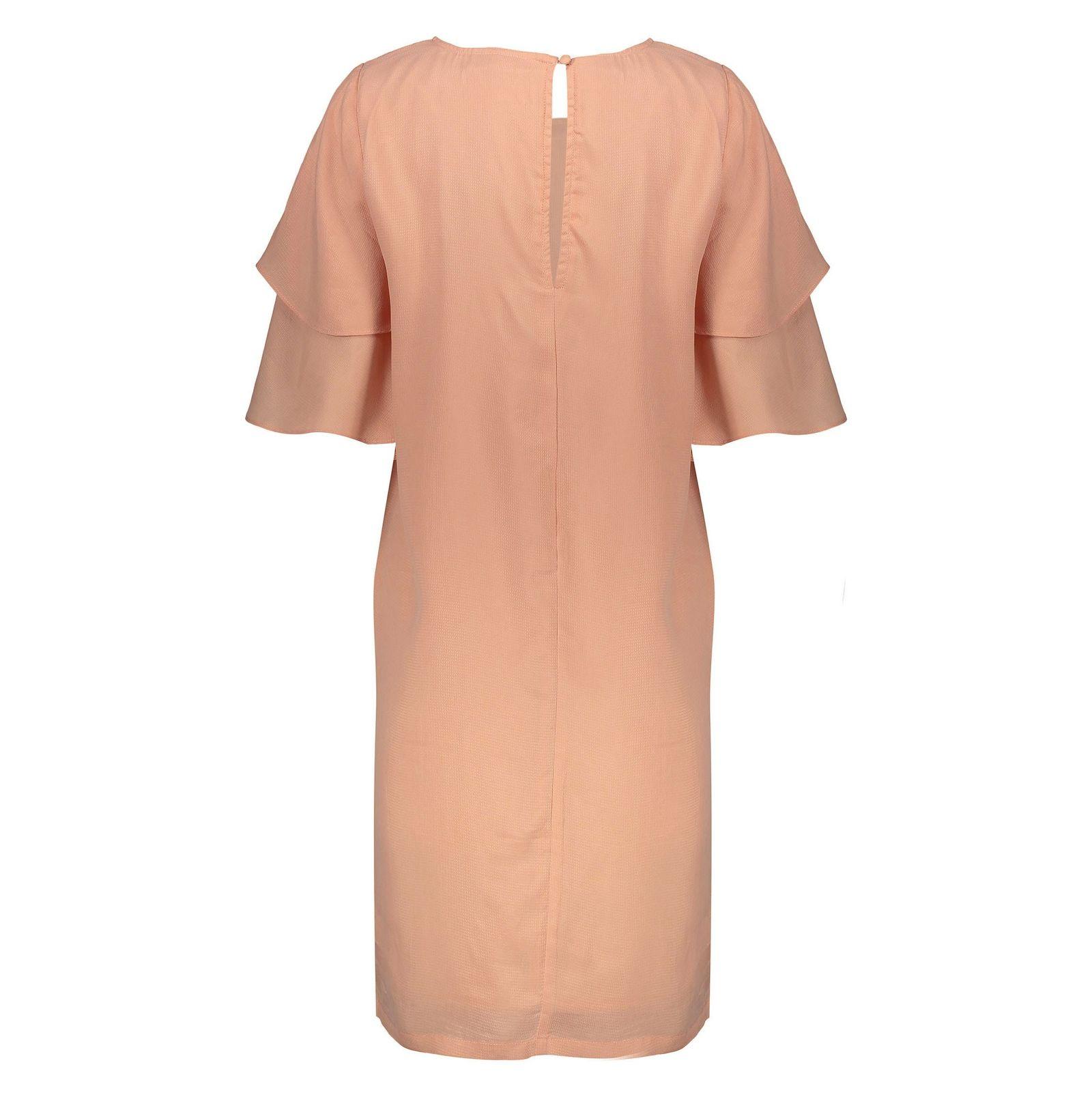 پیراهن کوتاه زنانه - مینیموم - صورتي - 2