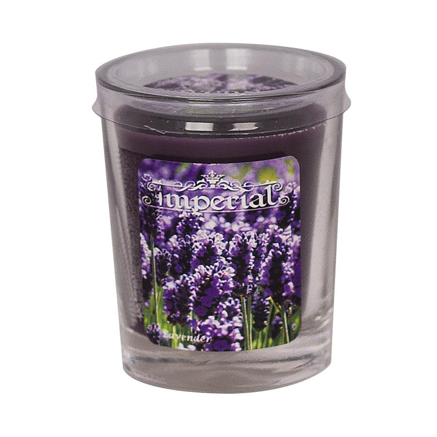 شمع لیوانی ایمپریال مدل Lavender