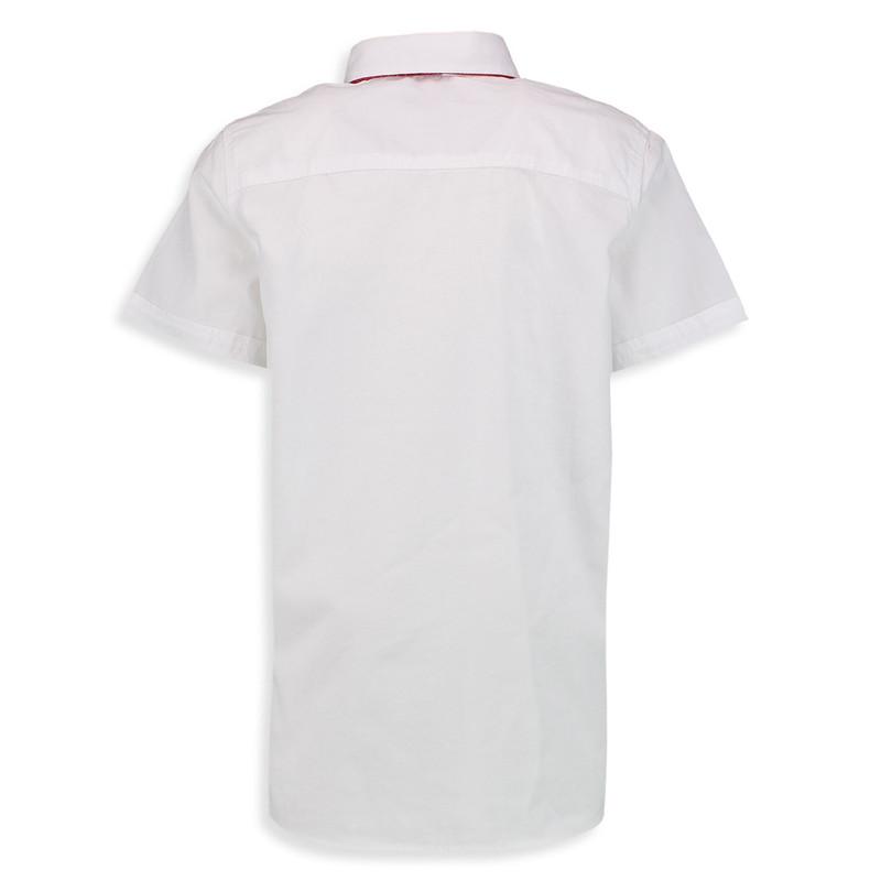 پیراهن نخی آستین کوتاه پسرانه - ال سی وایکیکی