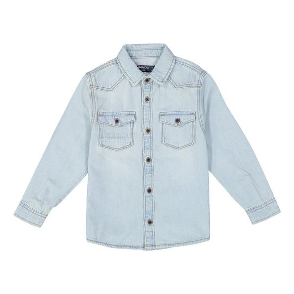 پیراهن جین پسرانه - مانگو