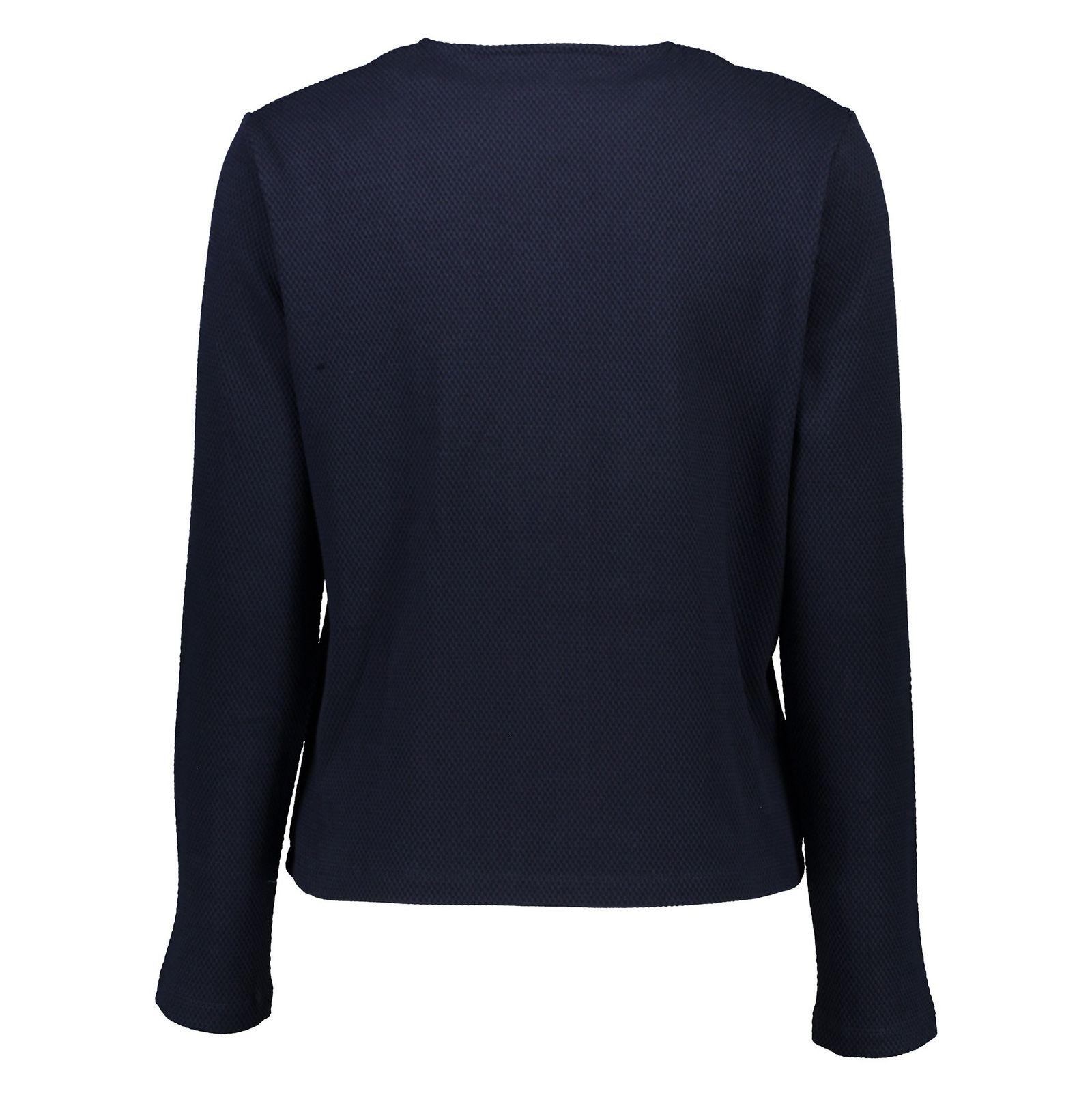 کت کوتاه زنانه - یوپیم - سرمه اي - 2