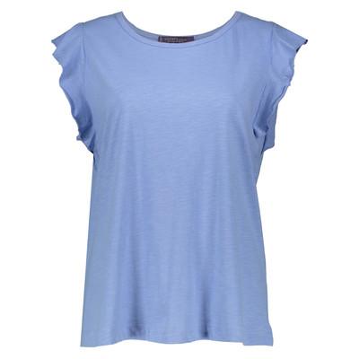 تی شرت نخی یقه گرد زنانه - ویولتا بای مانگو