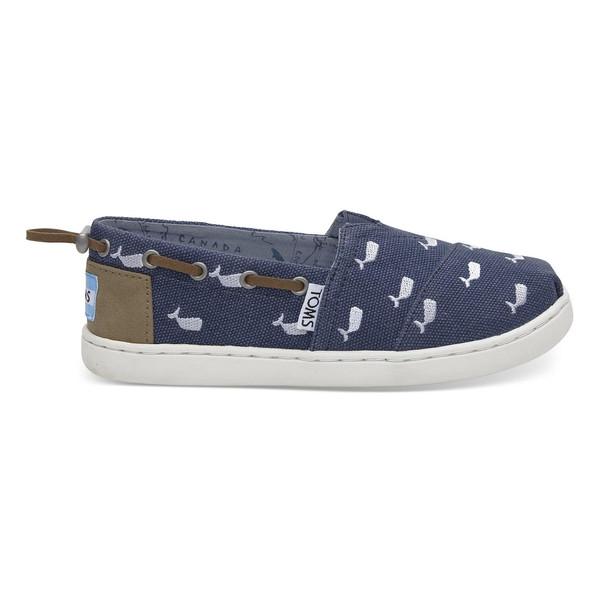 کفش تخت پارچه ای بچگانه - تامز