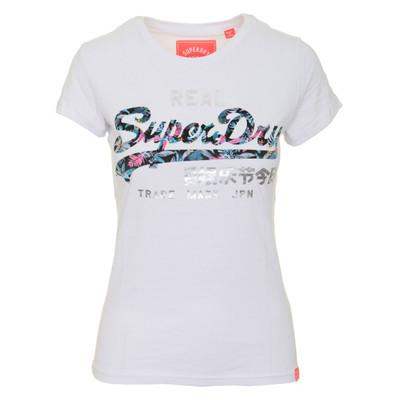 تی شرت یقه گرد زنانه - سوپردرای