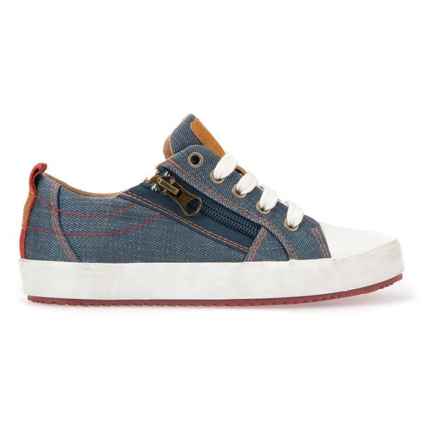 کفش کتانی روزمره پسرانه JR ALONISSO - جی اوکس