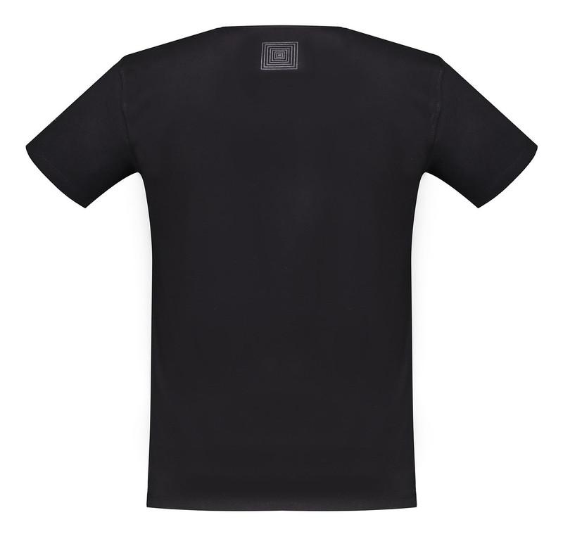 تی شرت نخی یقه گرد بزرگسال - نامدارز