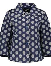 کت کوتاه زنانه - یوپیم - سرمه اي - 1