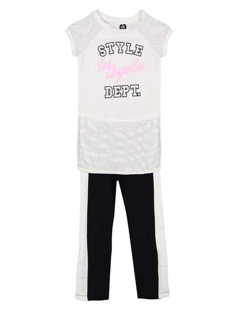 تی شرت و شلوار دخترانه - بلوکیدز
