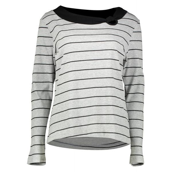 تی شرت نخی آستین بلند زنانه - رامکات