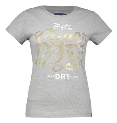 تی شرت نخی یقه گرد زنانه - سوپردرای