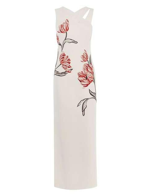 پیراهن بلند زنانه - کارن میلن