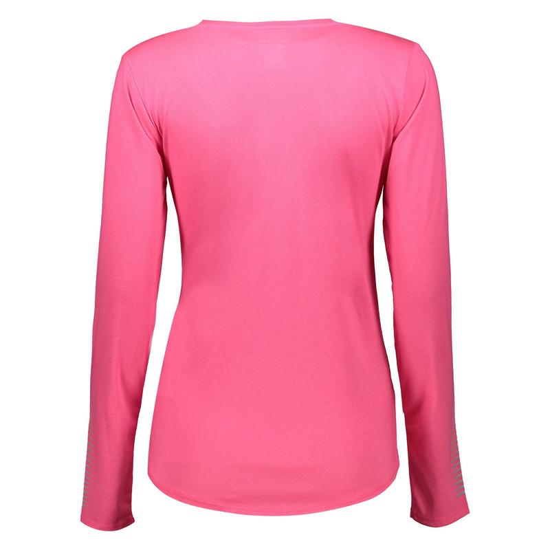 تی شرت نخی یقه گرد زنانه Dry Running - نایکی