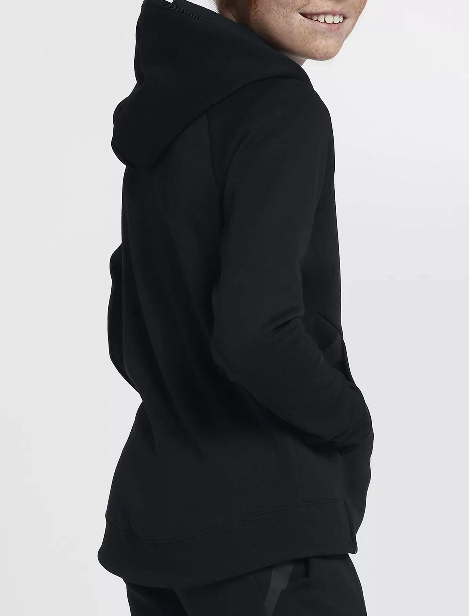 هودی ورزشی نخی دخترانه Tech Fleece - نایکی - مشکي - 5
