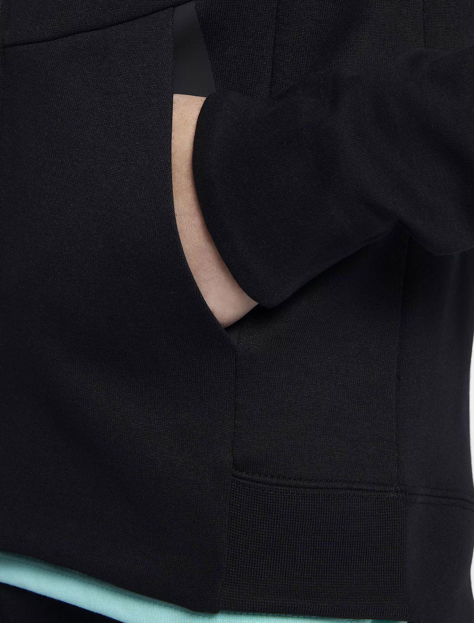 هودی ورزشی نخی دخترانه Tech Fleece - نایکی - مشکي - 6