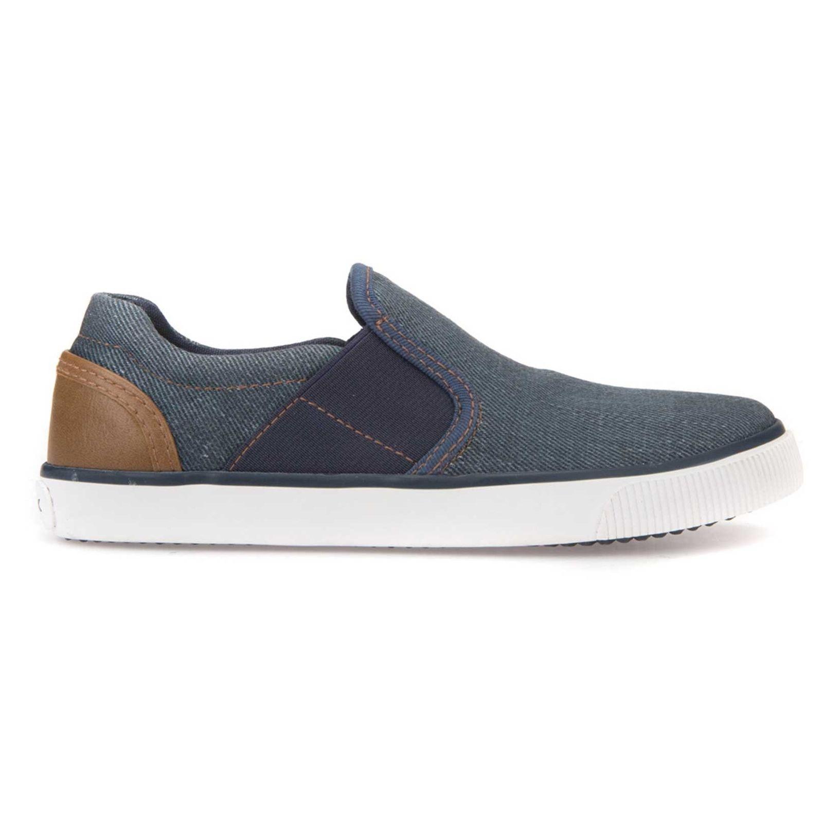 کفش راحتی بند کشی پسرانه - جی اوکس - آبي - 1