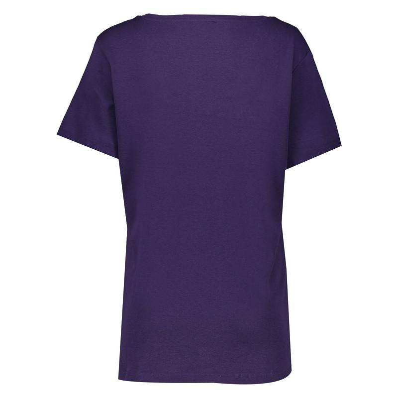 تی شرت یقه هفت زنانه - یوپیم